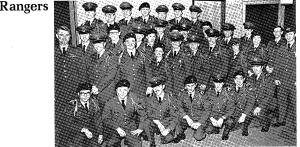 Clarkson Rangers circa 1976