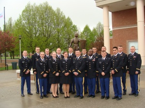 Golden Knight Battalion class of 2012