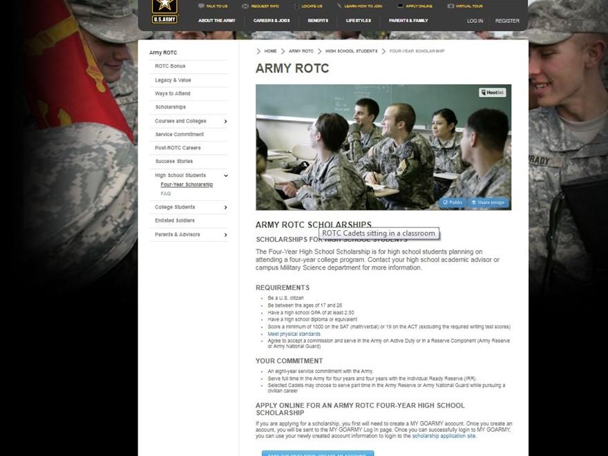 ROTC Cadet dating KL dating sivustot