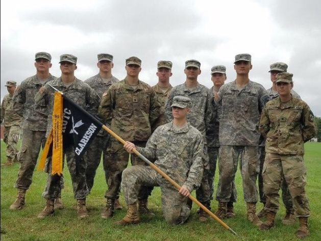 The Ranger Challenge team, one of many support groups available in Army ROTC